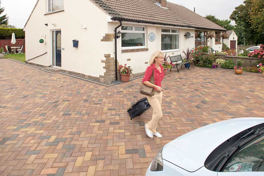 quality driveways bury manchester