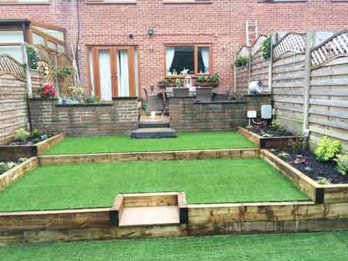 artificial grass supplier bury