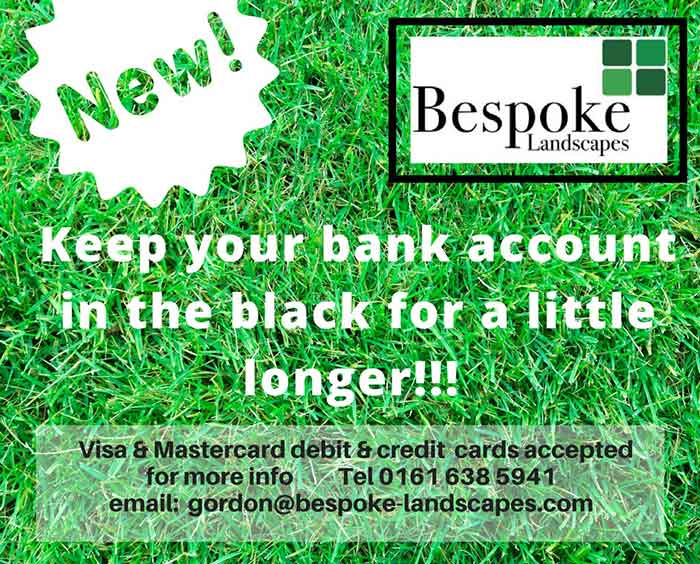 bespoke landscapes new service