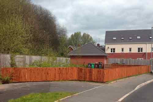 fencing and decking services bury