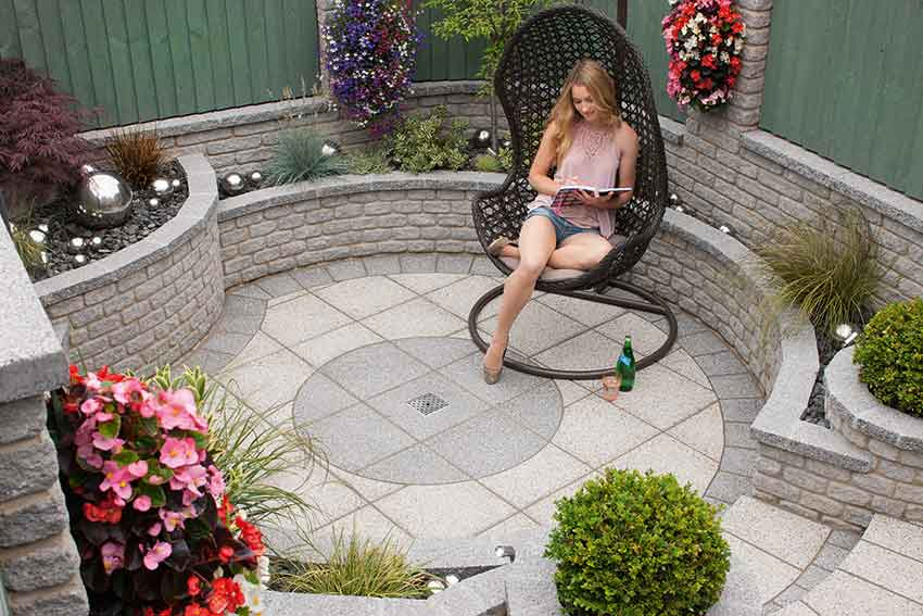 garden paving options