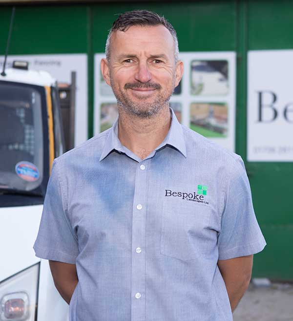 gordon hamilton bespoke landscapes business owner